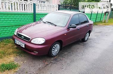 Седан Chevrolet Lanos 2007 в Староконстантинове