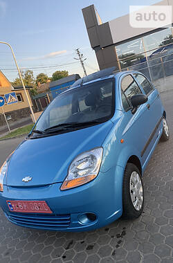 Хэтчбек Chevrolet Matiz 2006 в Луцке