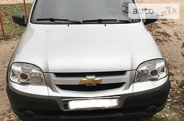 Chevrolet Niva 2015 в Николаеве
