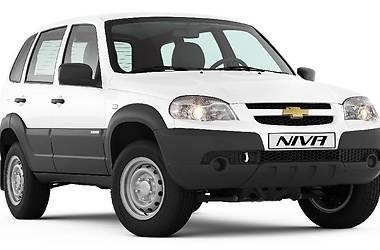 Chevrolet Niva 2018 в Ужгороде
