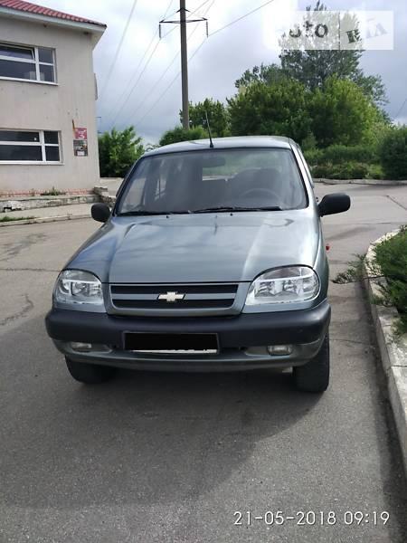 Chevrolet Niva 2007 року