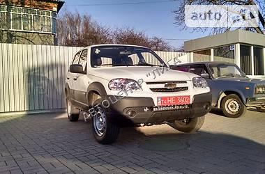 Chevrolet Niva 2018 в Хмельницком