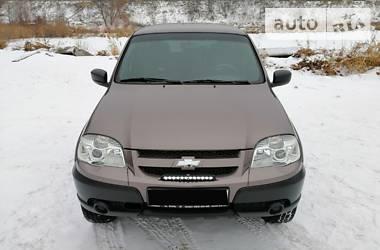 Chevrolet Niva 2016 в Харькове