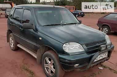 Chevrolet Niva 2005 в Кривом Роге