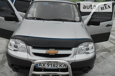 Chevrolet Niva 2015 в Харькове