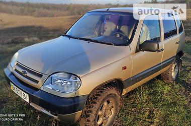Позашляховик / Кросовер Chevrolet Niva 2004 в Млиніві