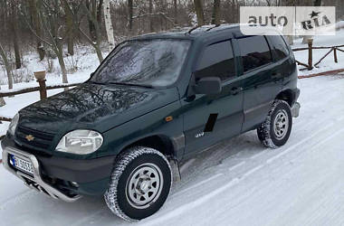 Chevrolet Niva 2005 в Миргороде