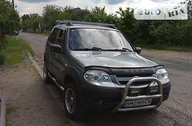 Внедорожник / Кроссовер Chevrolet Niva 2012 в Ахтырке