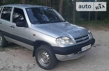 Внедорожник / Кроссовер Chevrolet Niva 2006 в Черкассах