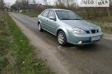 Седан Chevrolet Nubira 2003 в Ивано-Франковске