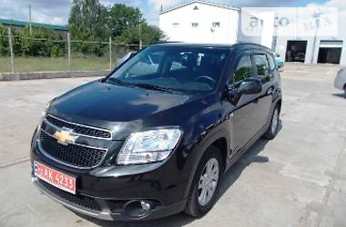Chevrolet Orlando 2012 в Киеве