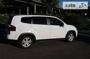 Chevrolet Orlando 2014 в Кам'янському