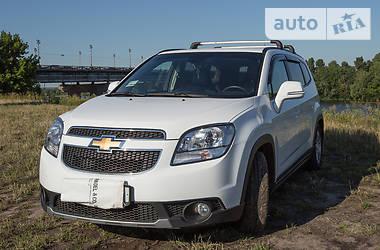 Chevrolet Orlando 2014 в Киеве