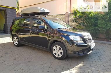 Chevrolet Orlando 2013 в Черновцах