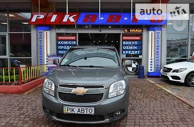 Chevrolet Orlando 2011 в Львове