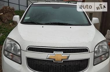 Chevrolet Orlando 2012 в Луганске