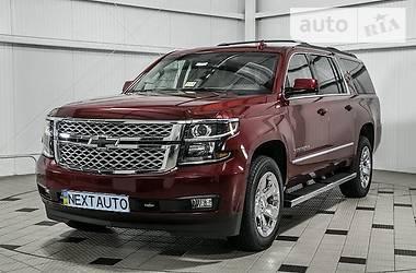 Chevrolet Suburban 5.3 LT 2017