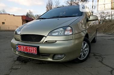 Chevrolet Tacuma FULL CDX 2002