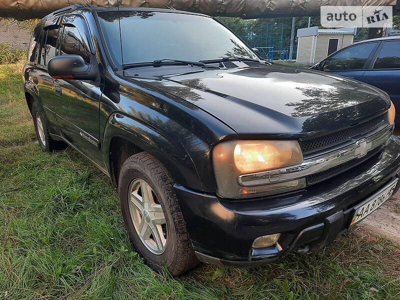 Chevrolet TrailBlazer