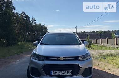 Внедорожник / Кроссовер Chevrolet Trax 2018 в Житомире
