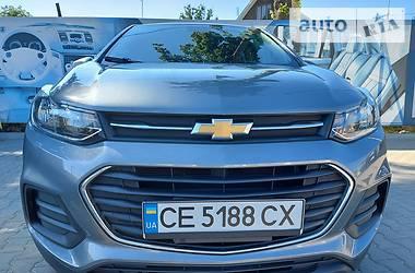 Внедорожник / Кроссовер Chevrolet Trax 2019 в Черновцах
