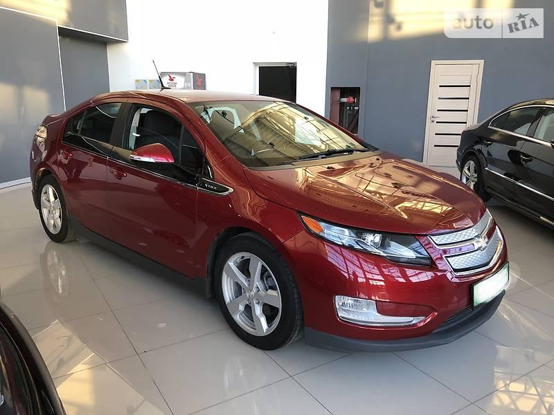 Chevrolet Volt 2012 в Харькове