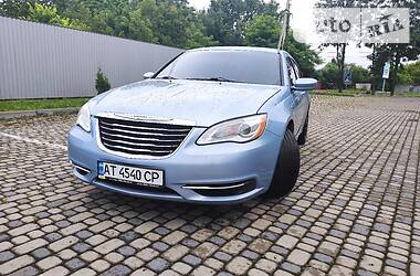 Chrysler 200 2014 в Ивано-Франковске