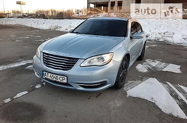Chrysler 200 2014 в Львові