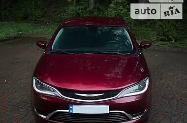 Chrysler 200 2015 в Львові