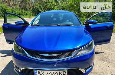 Седан Chrysler 200 2015 в Харькове