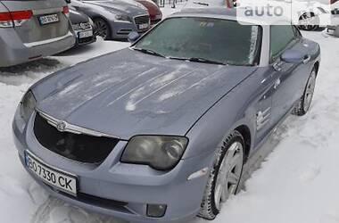 Купе Chrysler Crossfire 2003 в Тернополі
