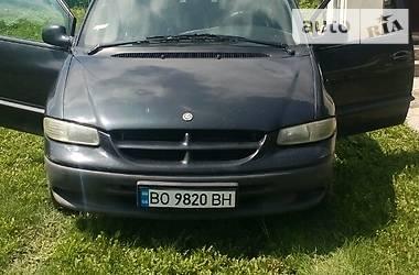 Chrysler Grand Voyager 1999 в Тернополе