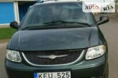 Chrysler Grand Voyager 2001 в Харькове