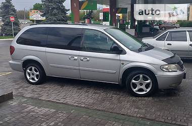 Chrysler Grand Voyager 2003 в Одессе