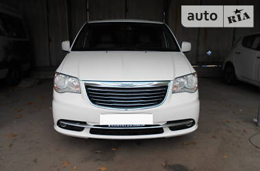 Chrysler Grand Voyager 2012 в Киеве