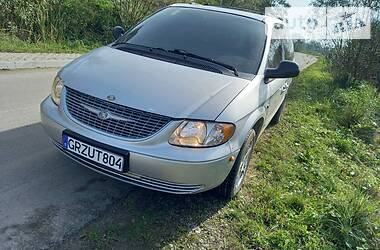 Chrysler Grand Voyager 2003 в Львове