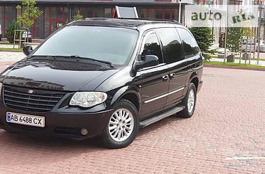 Chrysler Grand Voyager 2003 в Івано-Франківську