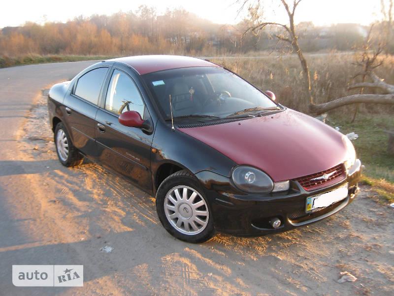 Chrysler Neon 2001 в Киеве