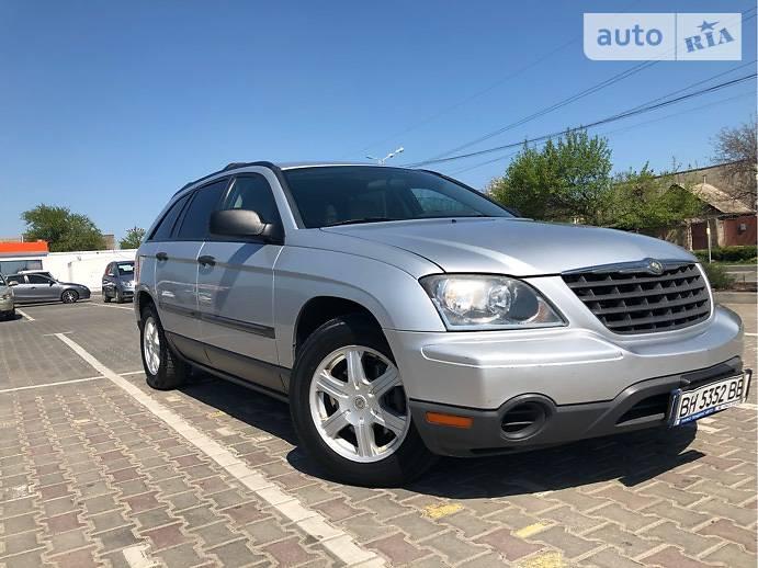 Chrysler Pacifica 2006 года