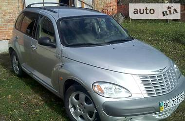 Chrysler PT Cruiser 2002 в Львове