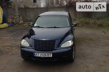 Chrysler PT Cruiser 2001 в Ивано-Франковске