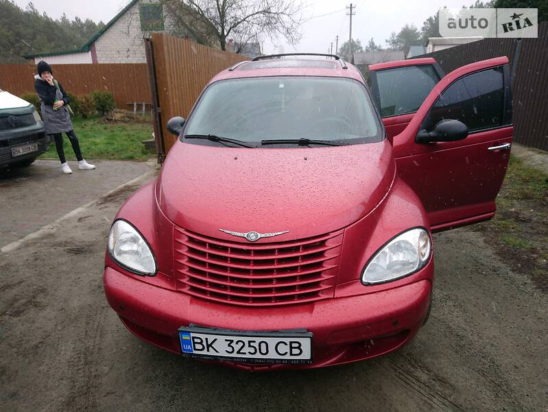 Chrysler PT Cruiser 2001 в Вараше