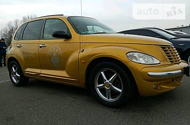Chrysler PT Cruiser 2002 в Черновцах