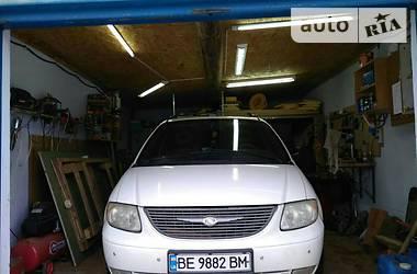 Chrysler Voyager 2002 в Николаеве