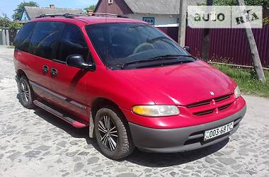 Chrysler Voyager 1996 в Ковеле