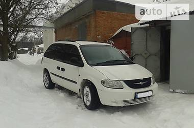 Chrysler Voyager 2002 в Полтаве