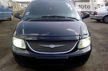 Chrysler Voyager 2002 в Галиче