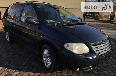Chrysler Voyager 2006 в Львове