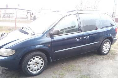 Chrysler Voyager 2002 в Тернополе