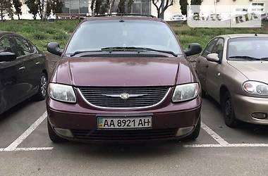 Минивэн Chrysler Voyager 2003 в Киеве